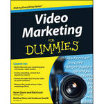Wiley Publications Book: Video Marketing For Dummies