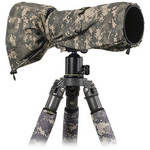 LensCoat RainCoat RS (Rain Sleeve) (Large, Digital Camo)