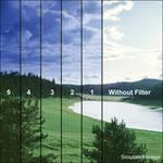 Lee Filter Sky Blue 3 Grad Soft