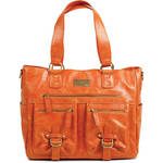 Kelly Moore Bag Libby Shoulder Bag (Orange)