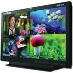 "Wohler RMQ-230-SD 23"" LED Quad-Split Video / Audio Monitor"