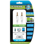 Xtreme Cables 3.5mm Mini Audio Transfer Cable (6')