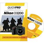 QuickPro DVD: Nikon D3200 Instructional Camera Guide