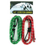 """General Brand Bungee Cord (42"""" Length, Pack of 2)"""