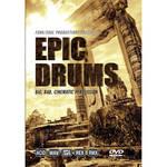 Big Fish Audio Epic Drums DVD (Apple Loops, REX, WAV, RMX, & Acid Formats)