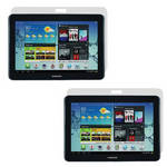 rooCASE 4-Pack (2x Anti-Glare, 2x HD Clear) Screen Protectors for Samsung GALAXY Tab 2 10.1 / Galaxy NOTE 10.1 Tablet