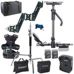 Steadicam Scout Camera Stabilizer System Production Starter Kit with Anton/Bauer