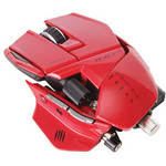 Mad Catz R.A.T. 9 Wireless Gaming Mouse for PC and Mac (Red)