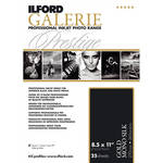 "Ilford GALERIE Prestige Gold Mono Photo Papers (8.5 x 11"", 25 Sheets)"