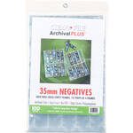 ClearFile Archival Plus Negative Page, 35mm, 10 Strips of 4-Frames - 100 Pack