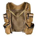THE VEST GUY Scott Bourne Mesh Photo Vest (X-Large, Coyote)