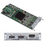 For.A HVS-XT100PCI Dual HDMI and VGA Output Card for HVS-XT100 Switcher