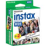 Fujifilm instax Wide Instant Film (Twin Pack)