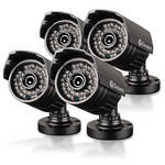 Swann PRO-535 Multi-Purpose Day & Night Indoor/Outdoor Security Camera (4-Pack) (NTSC)