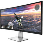 "Dell UltraSharp 34"" Curved WQHD IPS LED Monitor"