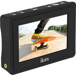 "ikan VL35 3.5"" 4K HDMI On-Camera LCD Monitor"