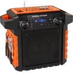 ION Audio Garage Rocker Wireless Worksite Speaker with Tool Storage