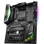 MSI X470 GAMING Pro CARBON with AMD X470 ATX Motherboard
