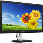 "Philips 231P4QUPEB 23"" FHD IPS LED Monitor"