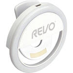 Revo Clip-On Vlog Light for Smartphones and Tablets