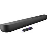 Roku Streambar Pro 4K/HDR Media Player & Cinematic Sound w/Remote