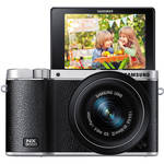 Samsung NX3000 20MP DSLR Camera w/20-50mm Lens