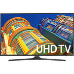 "Samsung UN43KU6300 43"" 4K Smart LED UHDTV"