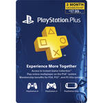 Sony PlayStation Plus Subscription license