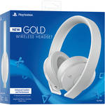 Sony Gold Over-Ear Gaming Headphones