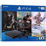 Sony PlayStation 4 1TB Only on PlayStation Console