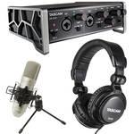 Tascam US-2x2 USB 2.0 Audio Interface