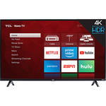 "TCL 43S425 43"" 4K Ultra HDR Smart LED Roku TV"