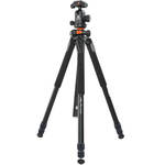 Vanguard Alta Pro 263ABT 100 Tripod Kit with Monopod & SBH-100 Ball Head