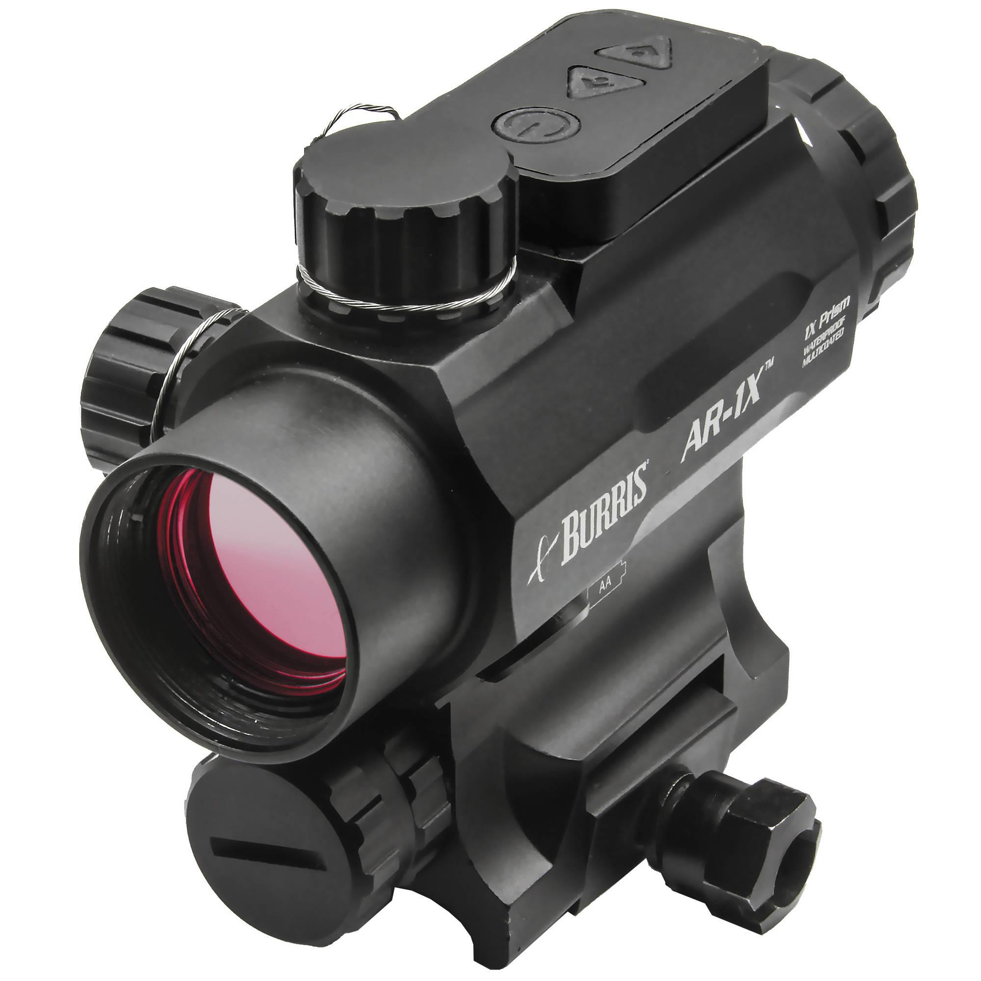 Burris Optics Ar 1x Prism Red Dot Sight 300214 B Amp H Photo Video