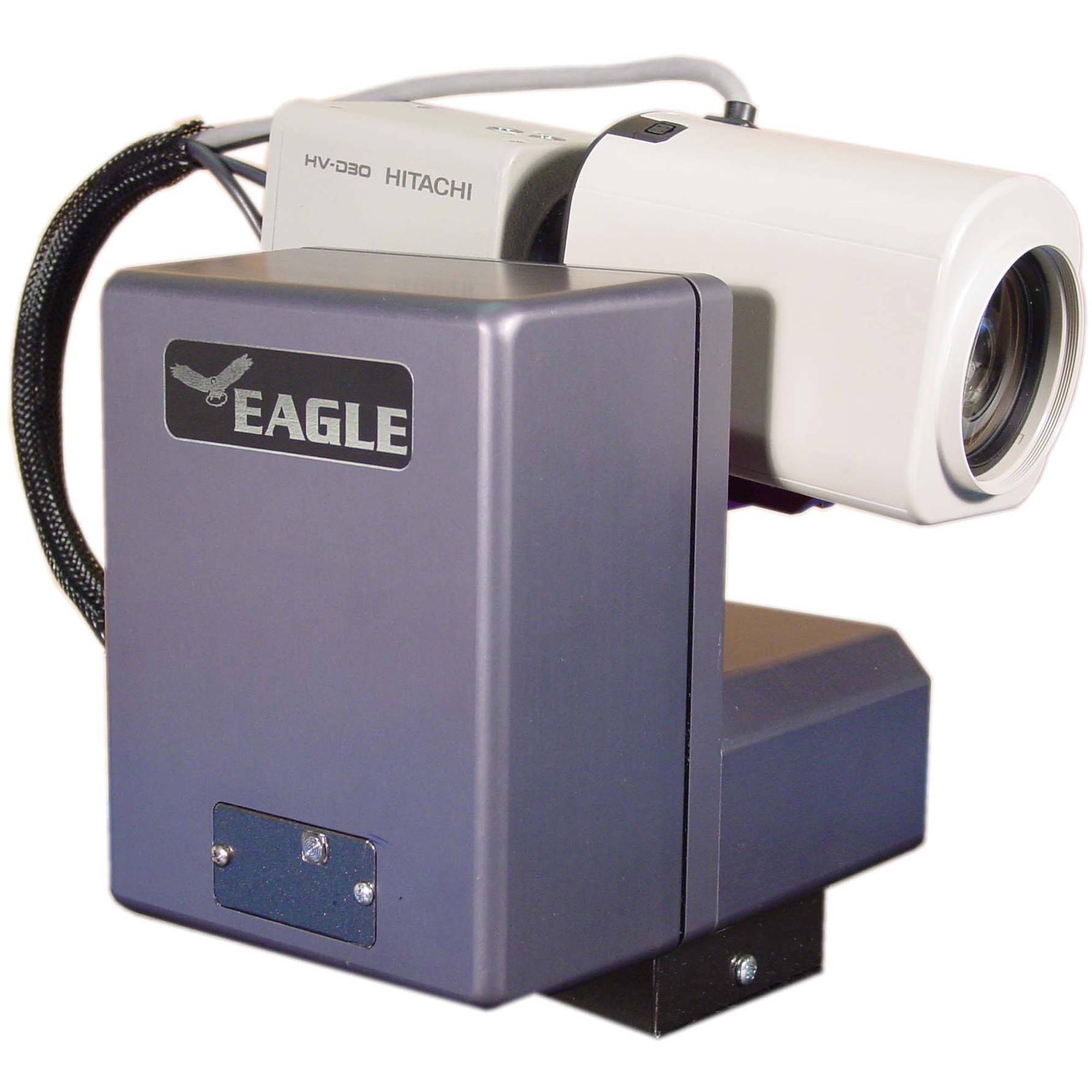 Eagle Pan Tilt Systems PT-50 Camera Controller Pan Tilt Head