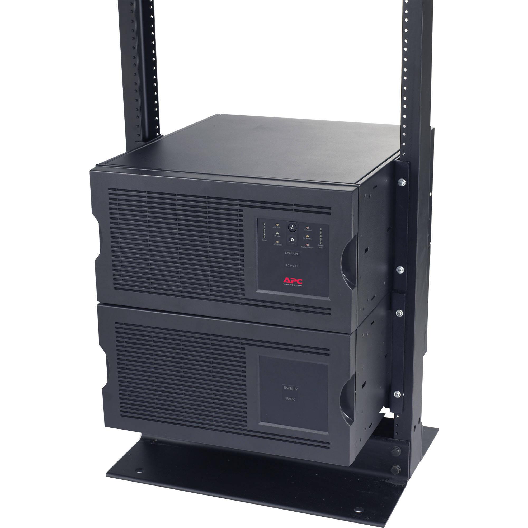APC Smart-UPS XL 3000VA 120V Tower/Rack Convertible Surge Protector and  Battery Backup