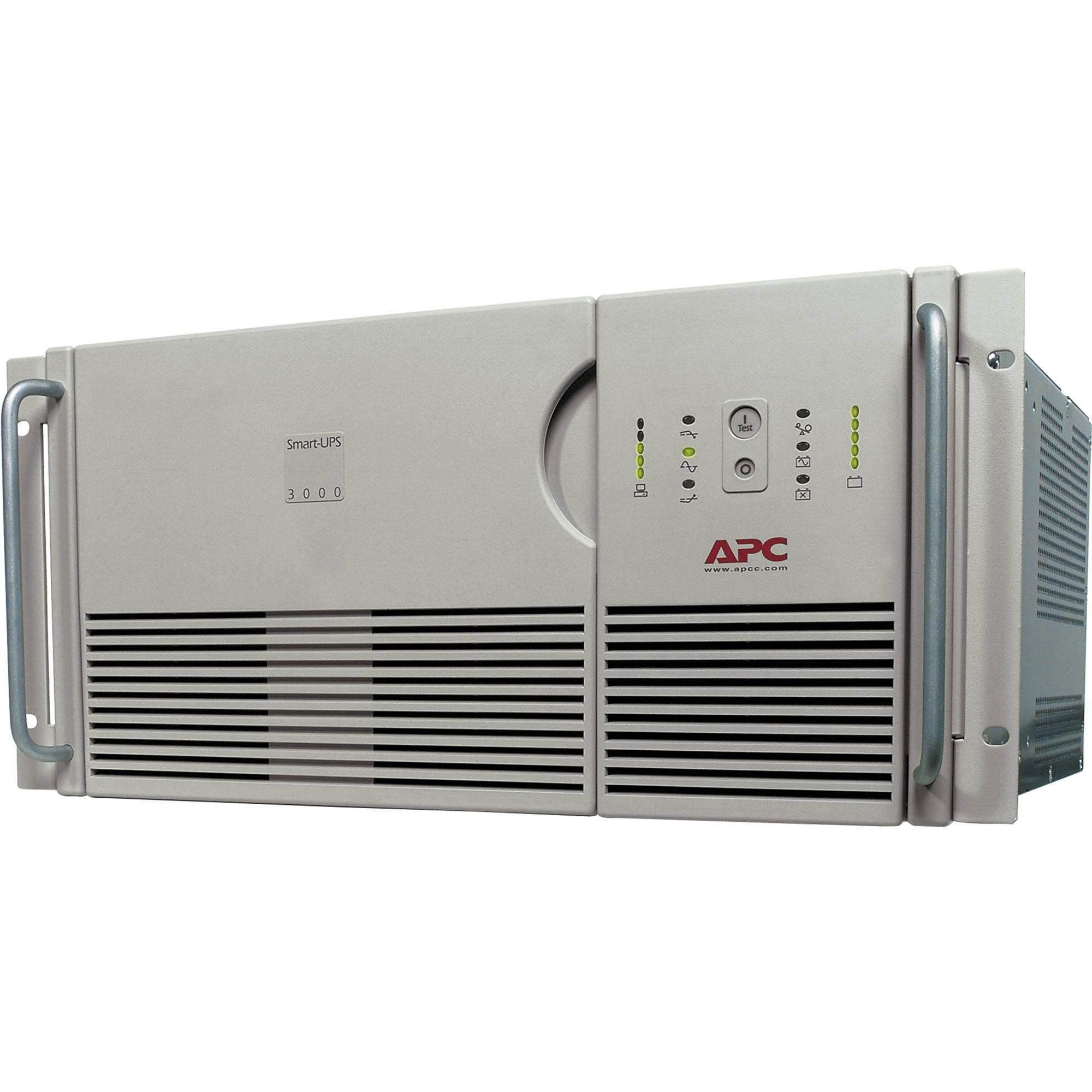 APC SU3000RMX93 Smart-UPS Uninterruptible Power Supply