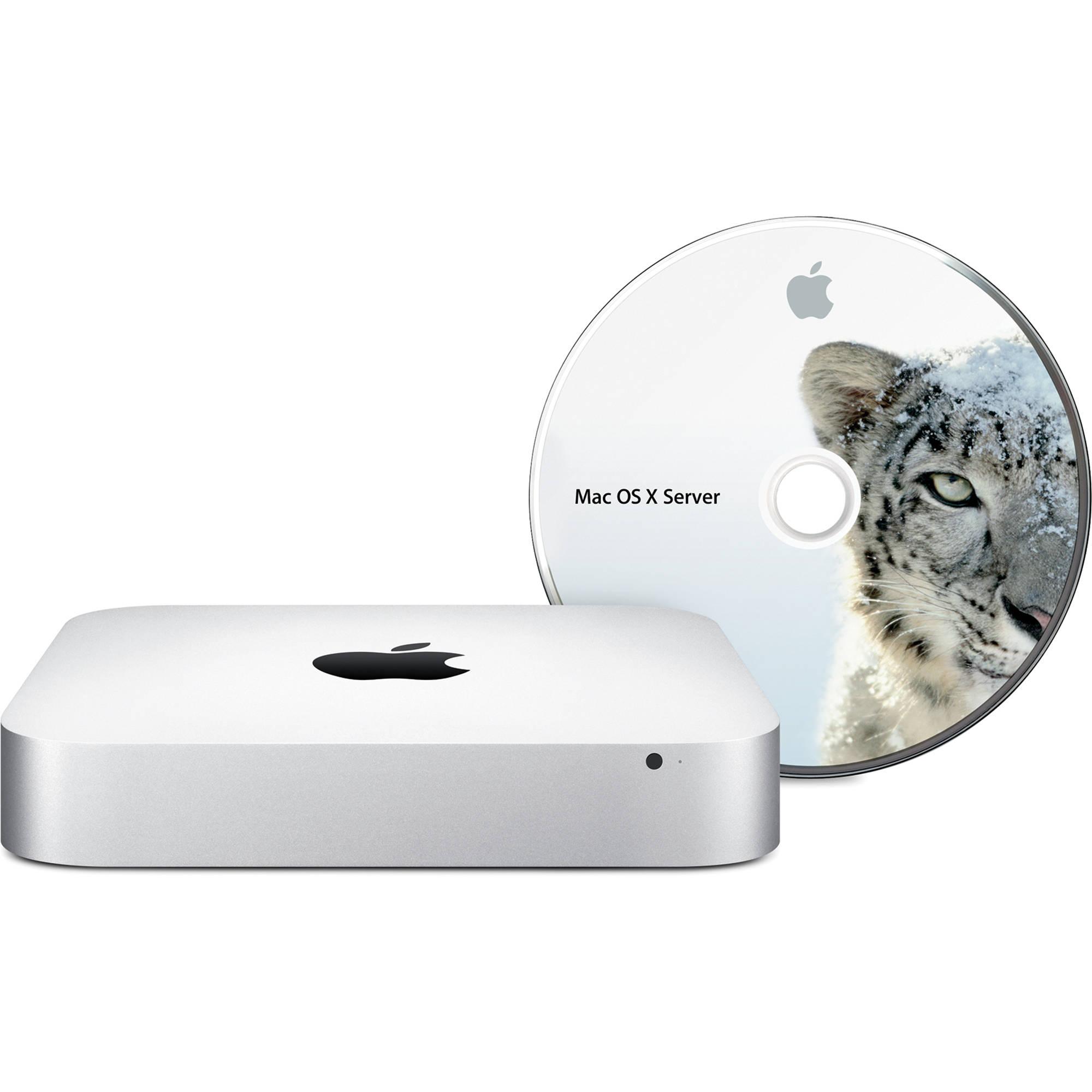 Mac Mini Server QuadCore - Use as a Desktop?