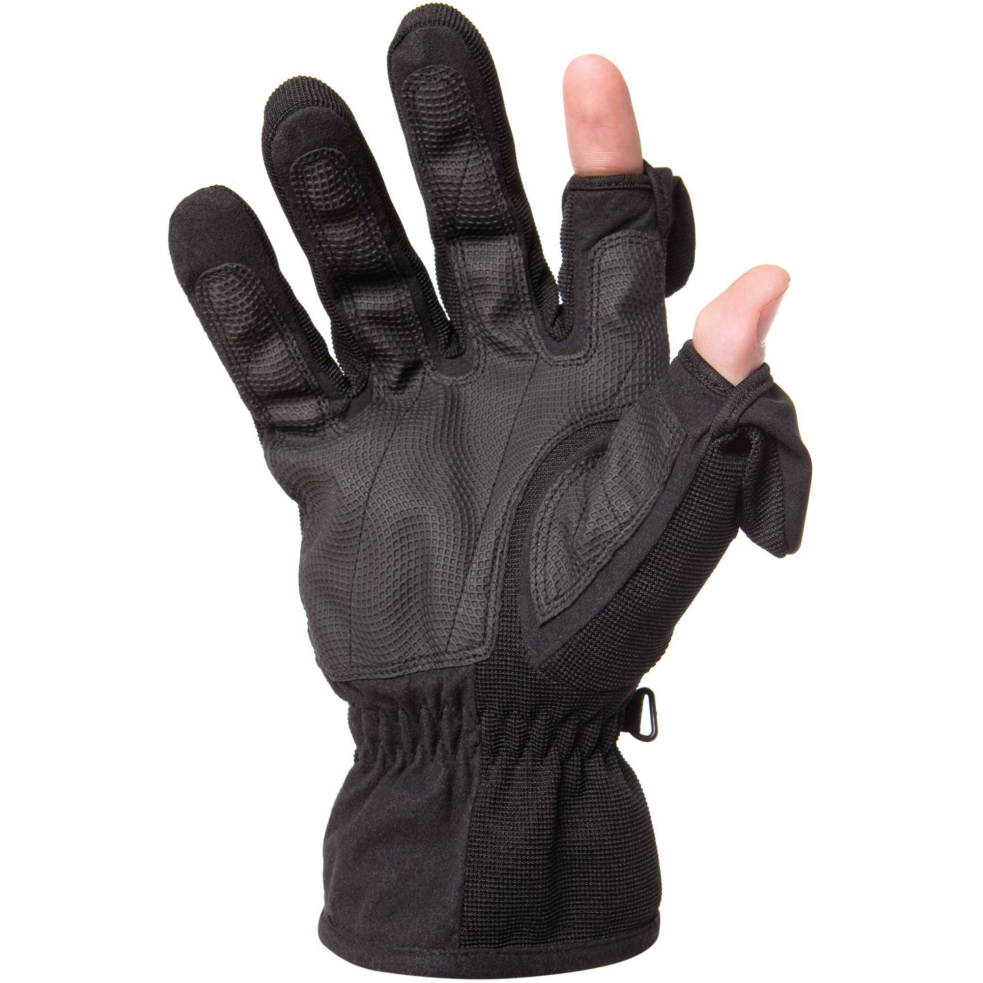COLD WEATHER LEATHER GLOVES SMALL