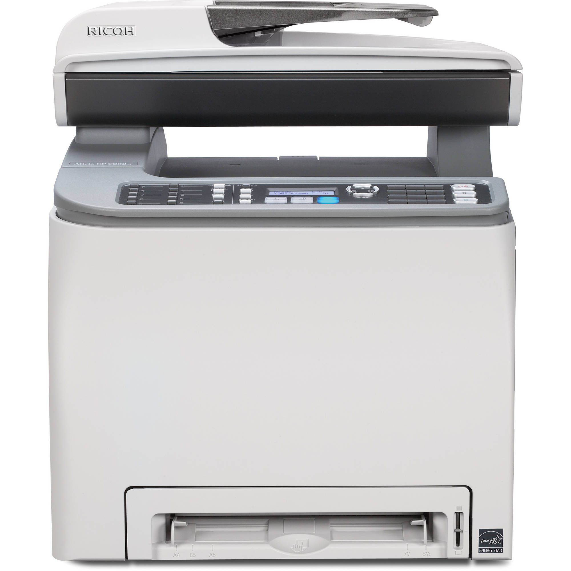 Ricoh Aficio SP C232SF Color Laser Multifunction Printer