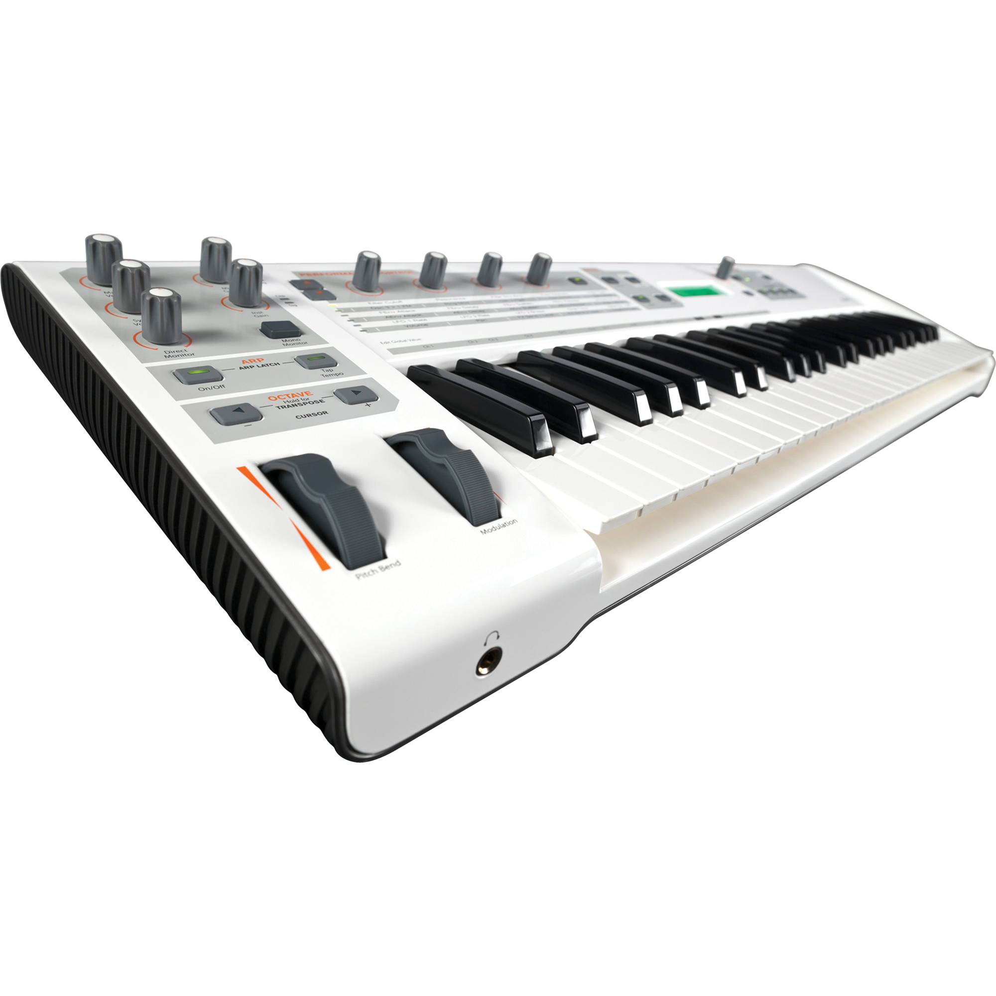 M-Audio Venom 12-Voice Virtual Analog Synthesizer