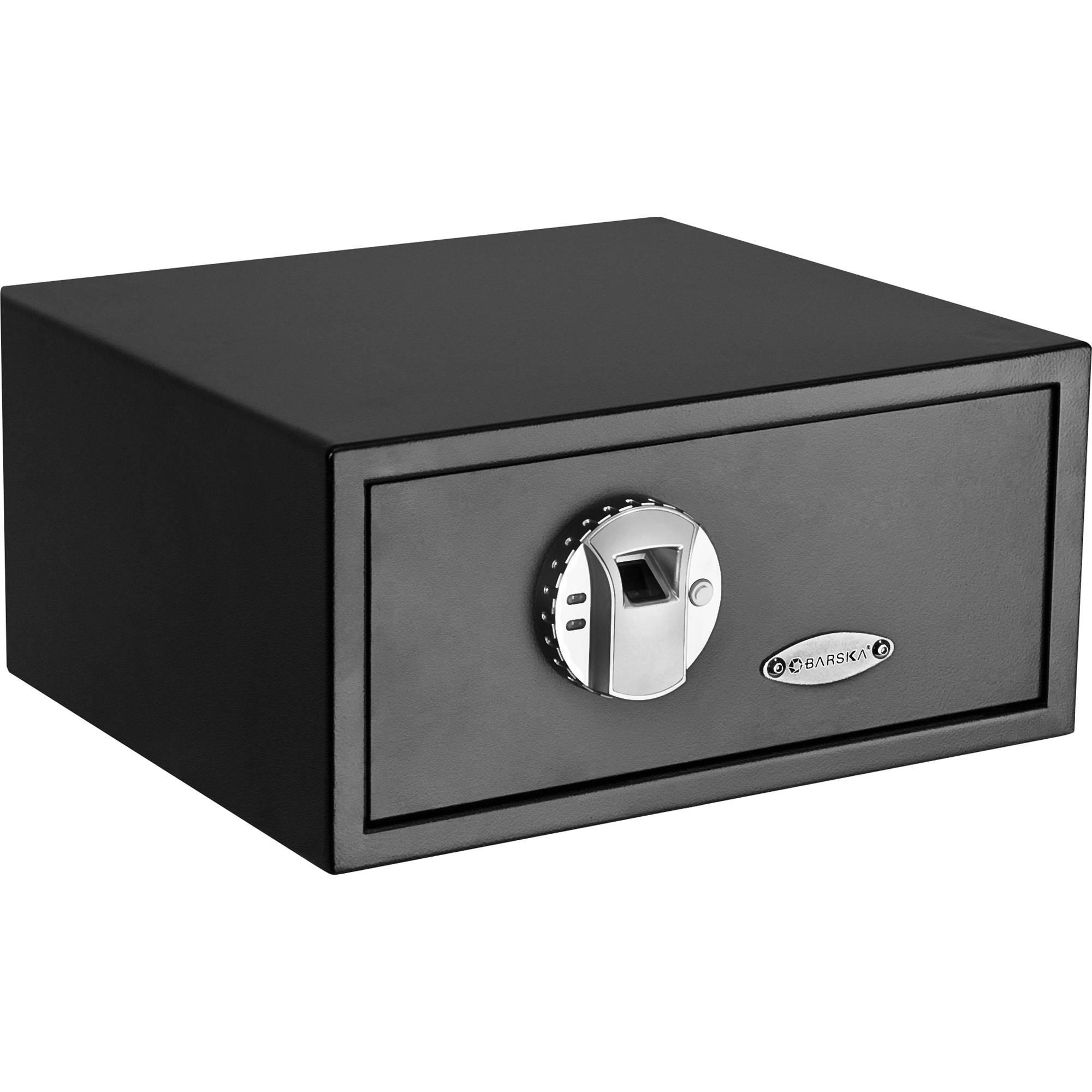 Barska Biometric Fingerprint Safe