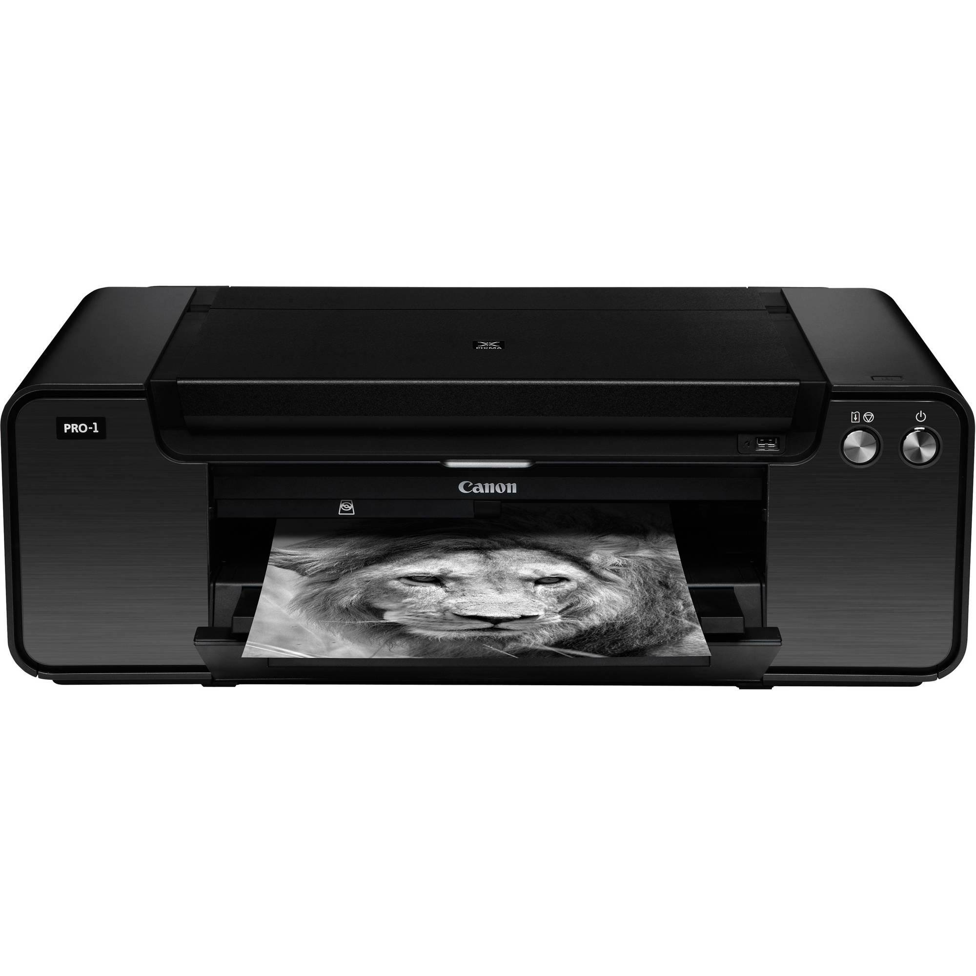 Canon PIXMA PRO-1 Network Professional Inkjet Photo Printer
