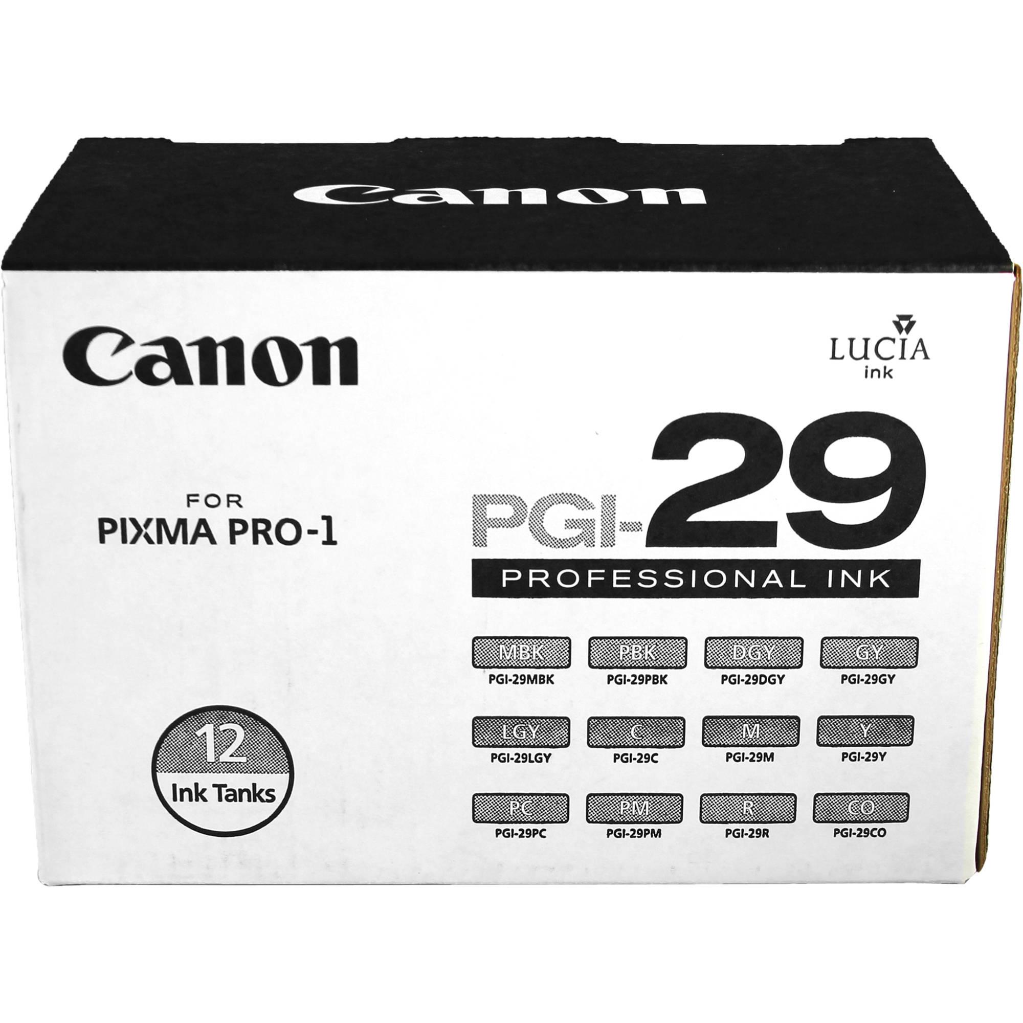 Canon PGI-29 Photo Cyan