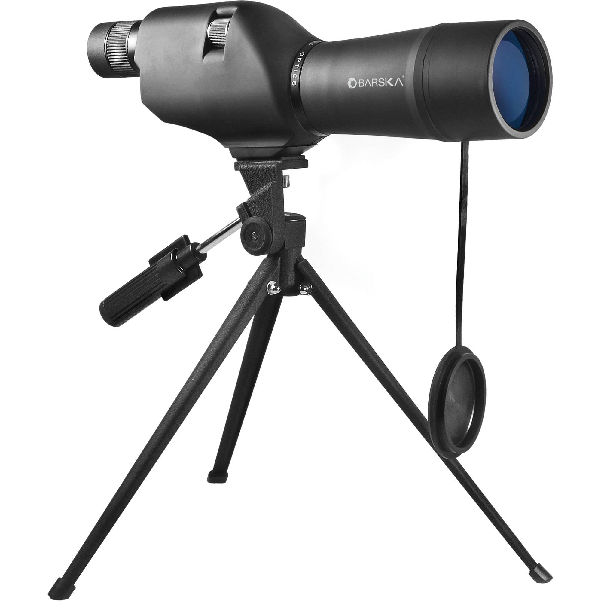 Barska 20-60x60 WP Colorado Spotting Scope (Straight Viewing)