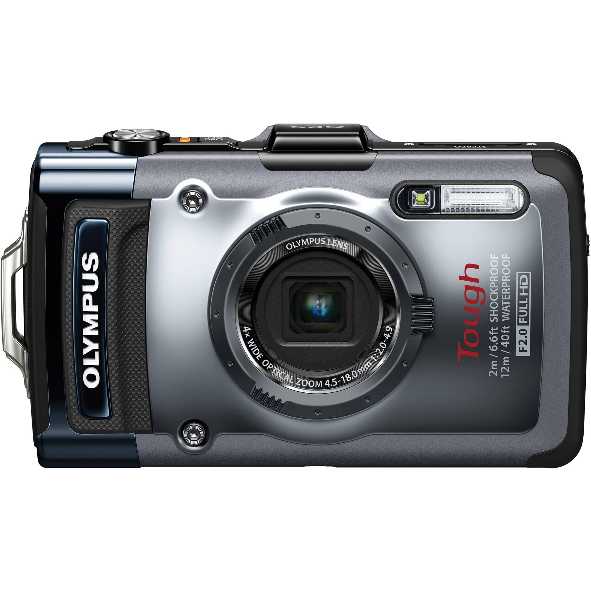 Olympus Tough Tg 1 Ihs Digital Camera