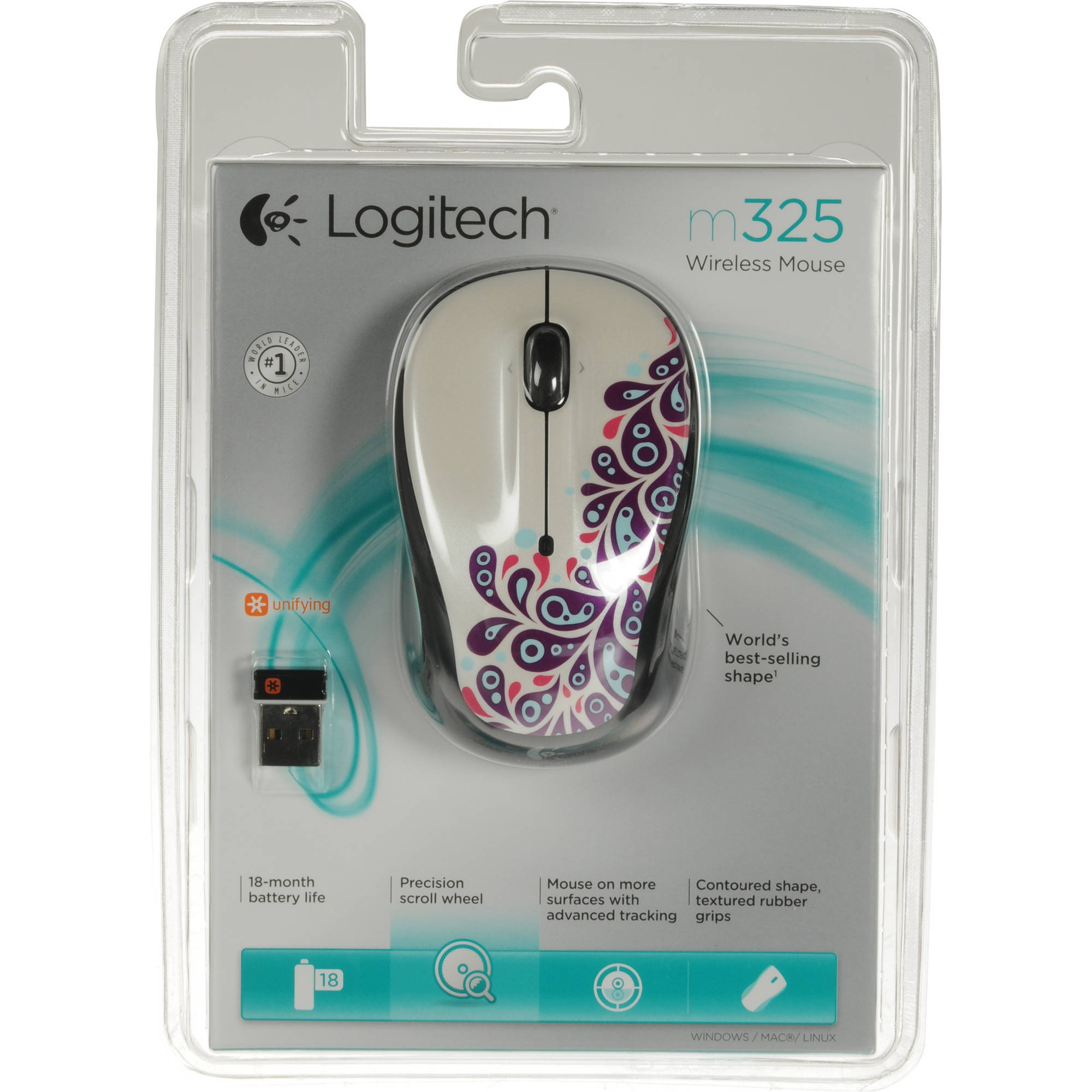 Logitech Unifying Linux