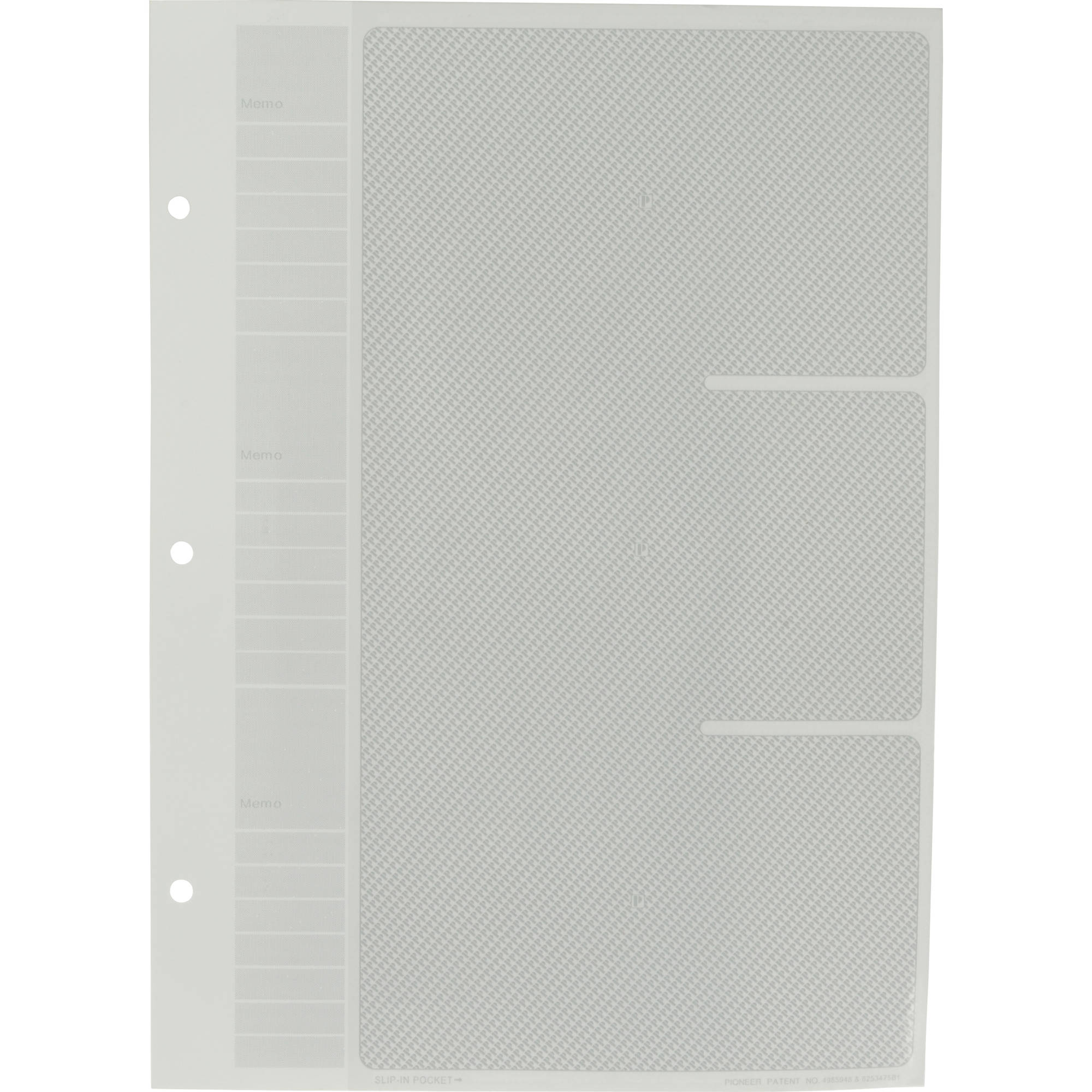 Bulk Pack Pioneer Photo Album Refill 47-APS 4 x 7 for APS-247 60 Pages//30 Sheets