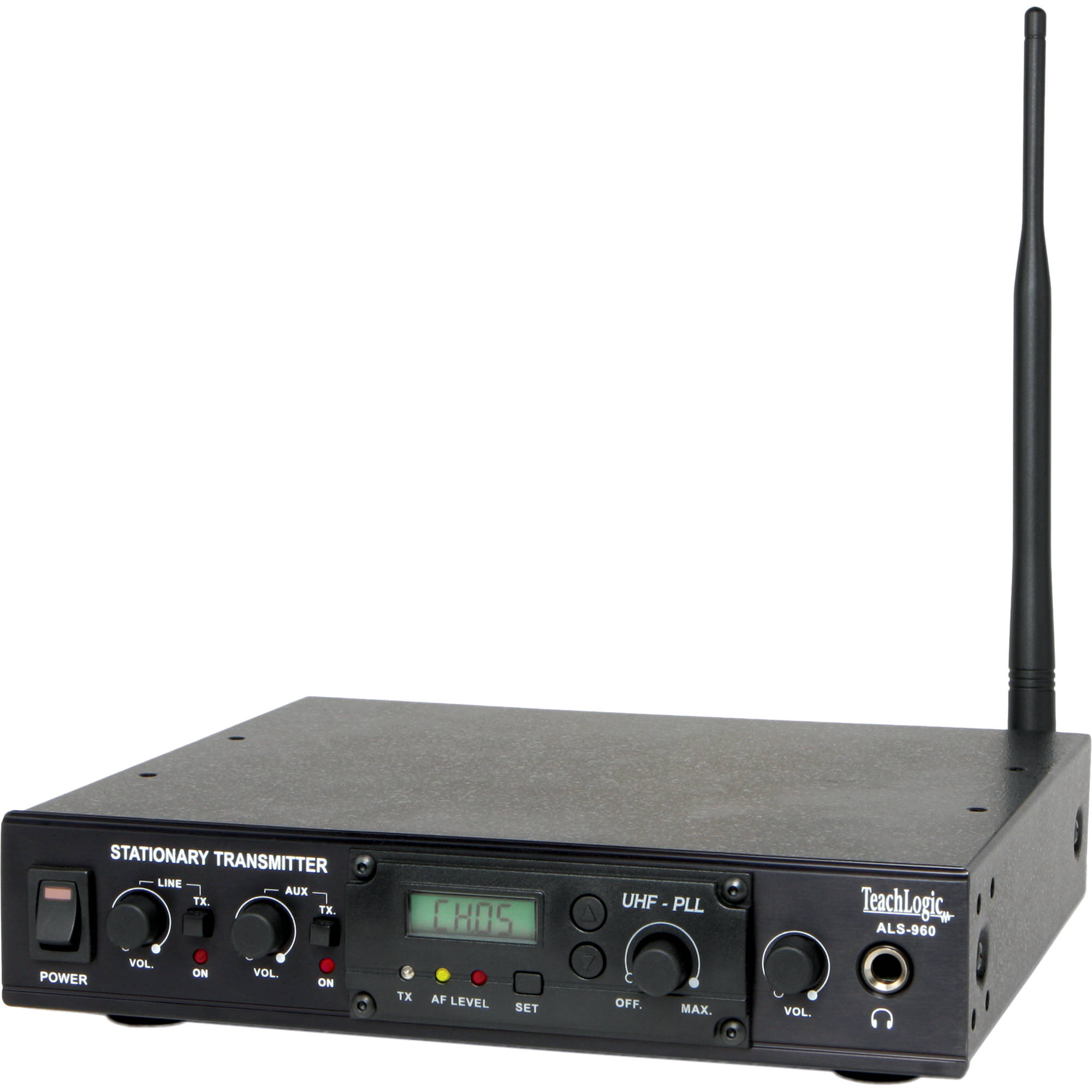 TeachLogic ALS-960 AirLink Stand Alone 96-Channel Transmitter