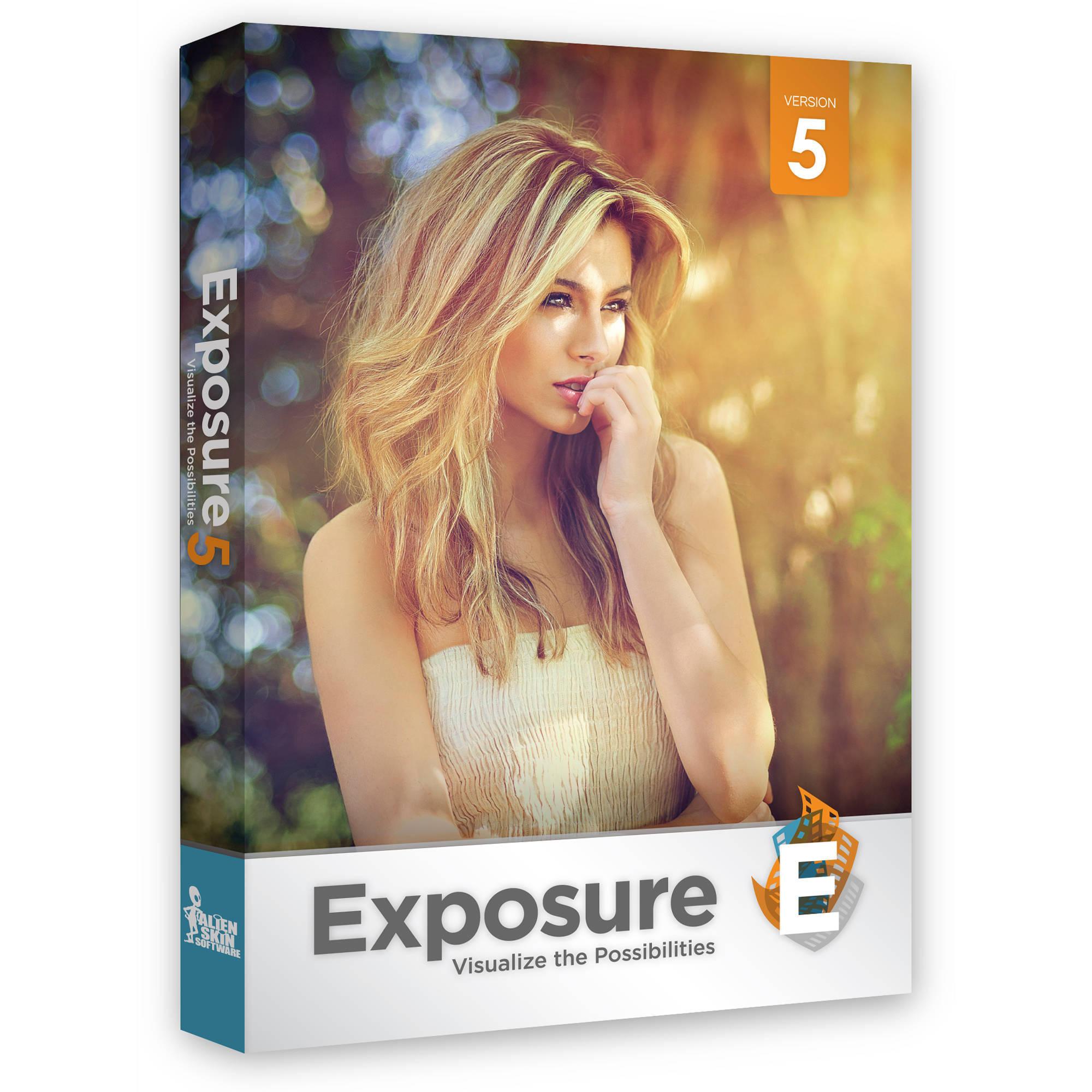 Alien Skin Exposure 5 mac